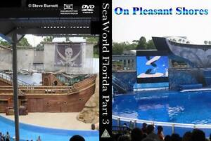 SeaWorld-Orlando-Part-3-On-Pleasant-Shores-DVD-or-Blu-Ray-NEW-amp-SEALED