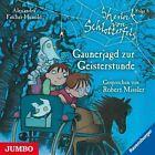 Sherlock von Schlotterfels 08. Gaunerjagd zur Geisterstunde von Alexandra Fischer-Hunold (2011)