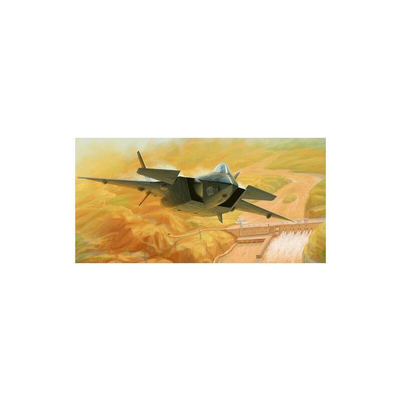 J-20 Mighty Dragon (Predotype No 2011) 1 72 Scale Kit PBTM01665 New