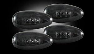 Recon-Smoked-LED-Dually-Fender-Lights-01-14-Chevy-Silverado-GMC-Sierra-3500HD