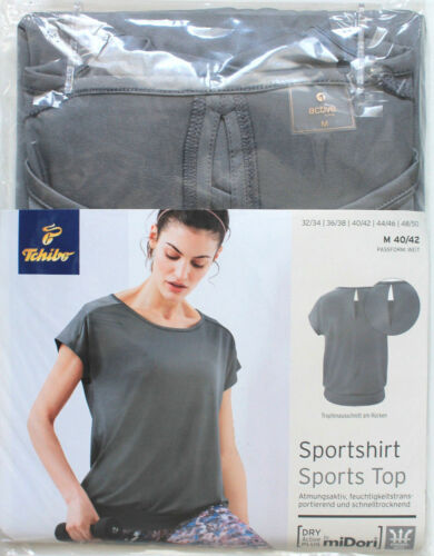 Damen Sportshirt Gr Damen M 40/42 Neu TCM Tchibo Fitness & Jogging