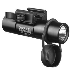 """FAB DEFENSE 1 /""""pouces Tactique lampe de poche intégrée avec Picatinny Adaptateur PR-3 G2"""