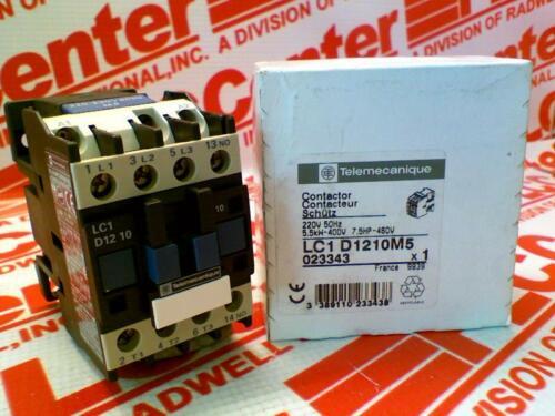 Nuevo en Caja Schneider Electric LC1-D1210-M5//LC1D1210M5