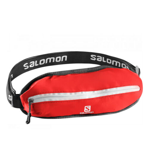 Salomon Agile Single Belt Bright Red laufgürtel courez cendres Sac de ceinture rouge