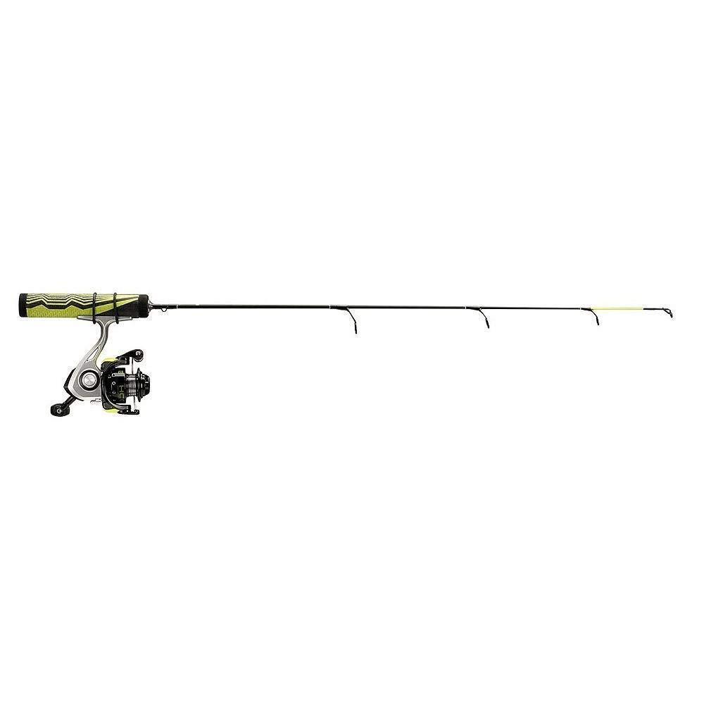 NEW 13 Fishing Hybrid Comfort Ice Fishing combo 26  Medium Light HCG26ML