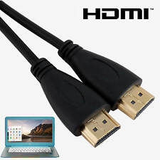 2 Meter Lead Wire Cord for Samsung Acer HP Asus Chromebook Laptop HDMI TV Cable