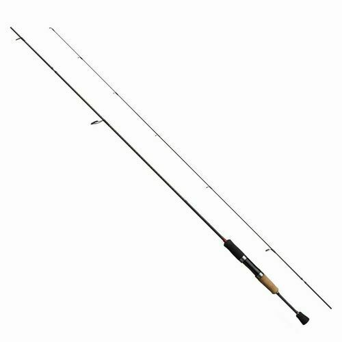 Shimano Trout One comme S66UL-F zone Standard Spinning Rod pour truite