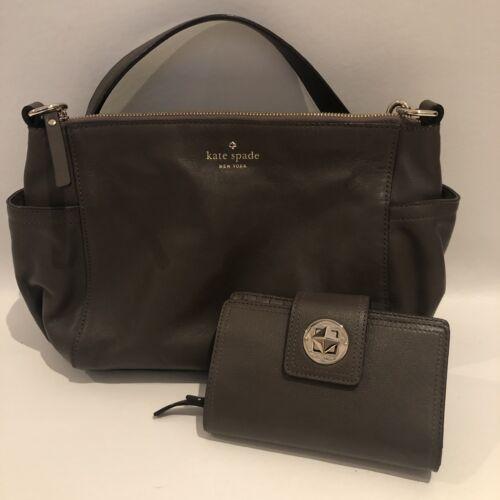 Spade Bagamp; Matching Kate French Fold Wallet Shoulder Viviana Litchfield hdrtsQ