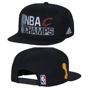 3f1ed5f7540 Image is loading Cleveland-Cavaliers-Adidas-2016-Championship -Black-Locker-Room-
