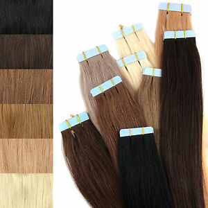 Seamless-16-26inch-PU-Skin-Weft-Tape-in-Ombre-Remy-Human-Hair-Extensions