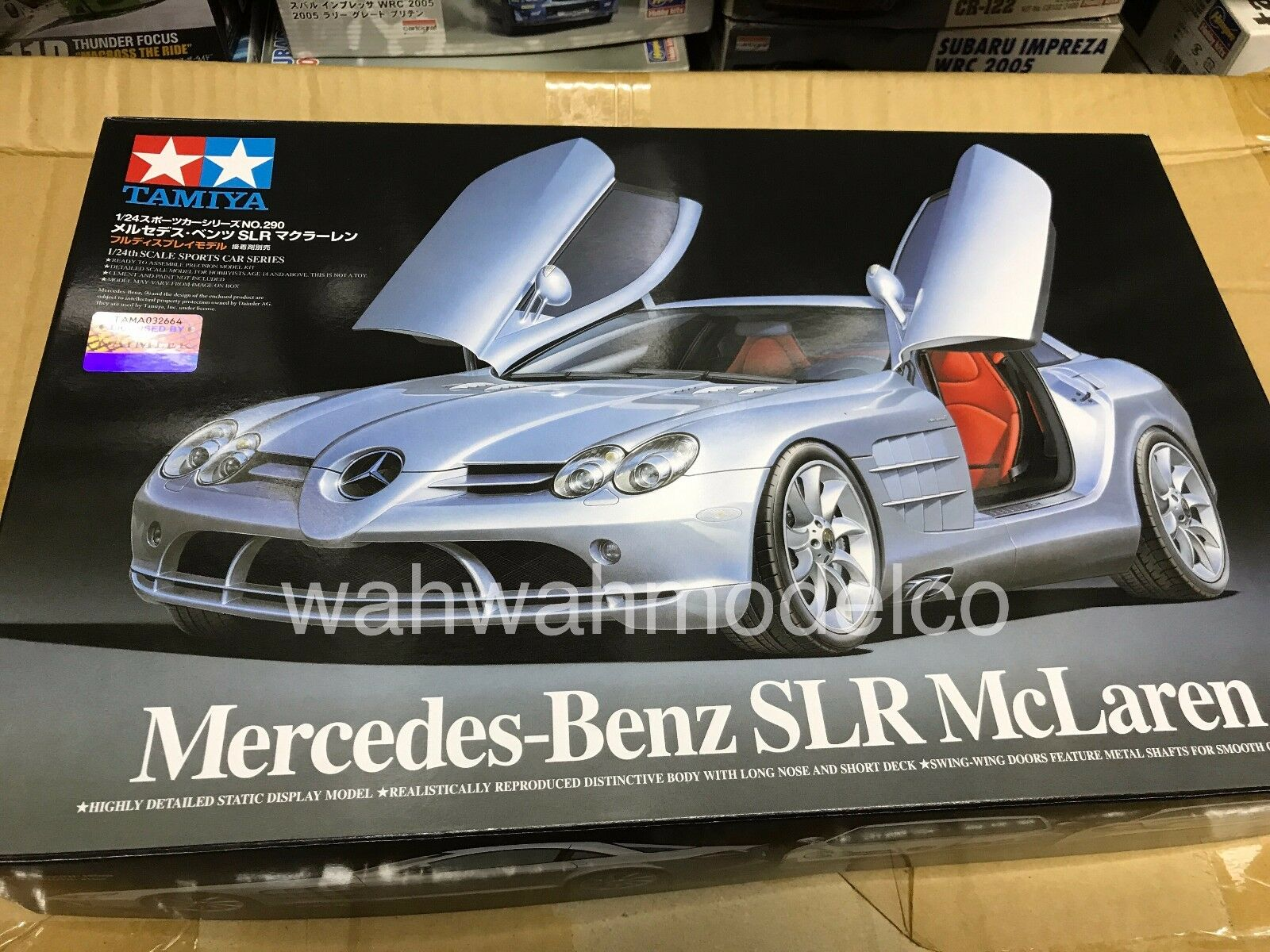 Tamiya 24290 Mercedes-Benz SLR McLaren 1 24