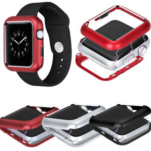 Magnetic-Absorption-Metal-Case-Cover-For-Apple-Watch-iWatch-1-2-3-4-38-42-44mm