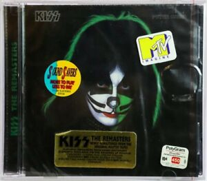 KISS CD - REMASTERED - PETER CRISS SOLO ALBUM - USA1998 - KISS MERCH - C192501