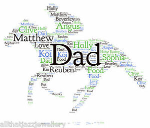 Personalised word art horse racing horseracing jockey dad birthday image is loading personalised word art horse racing horseracing jockey dad gumiabroncs Choice Image