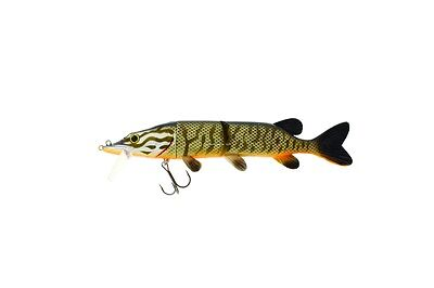 """Westin Mike The Pike Jointed Hybrid Swimbait 7 7//8/"""" 2 1//2oz Slow Sinking Pike"""