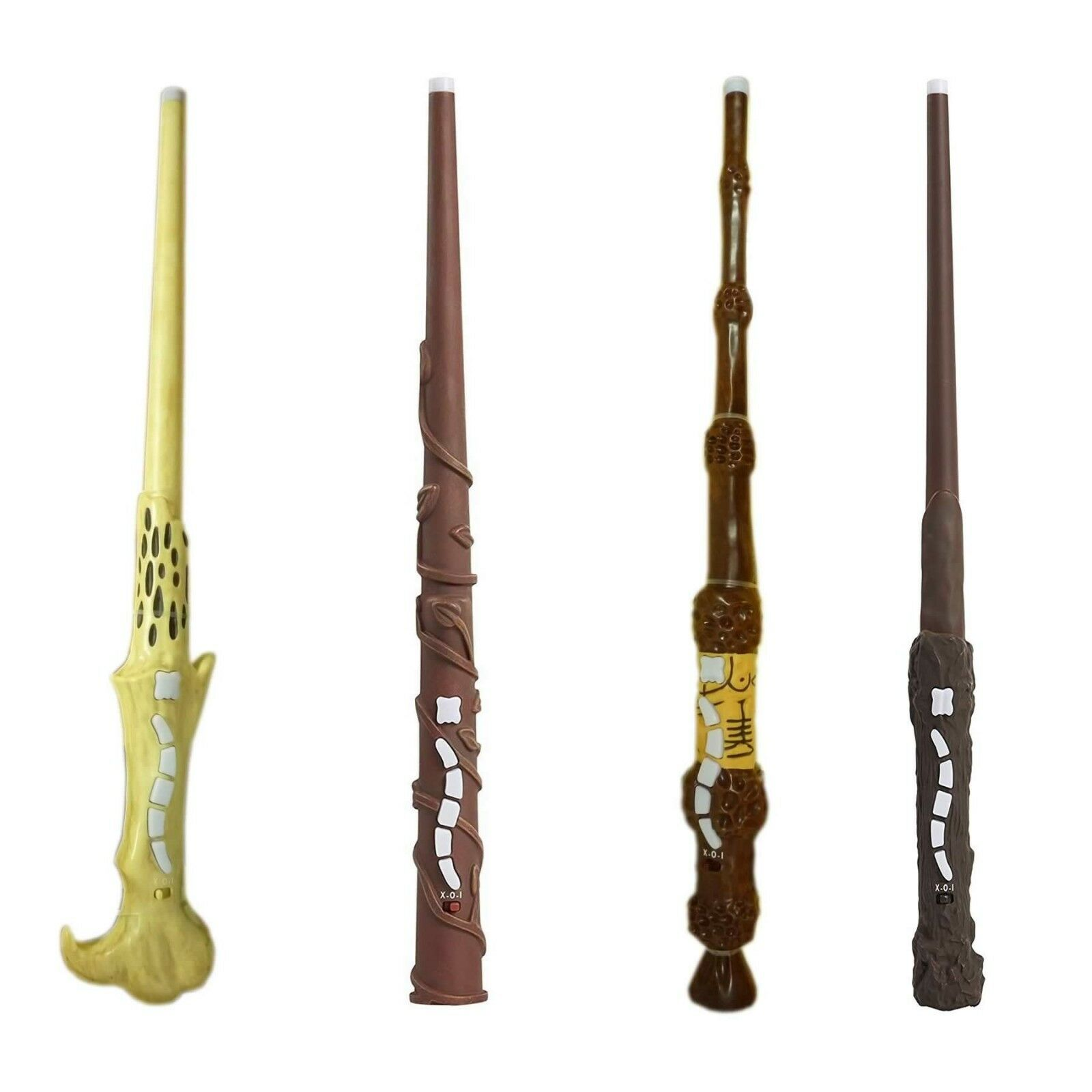 Harry Potter Toy Training Wand Voldemort Hermione OR Dumbledore NEW