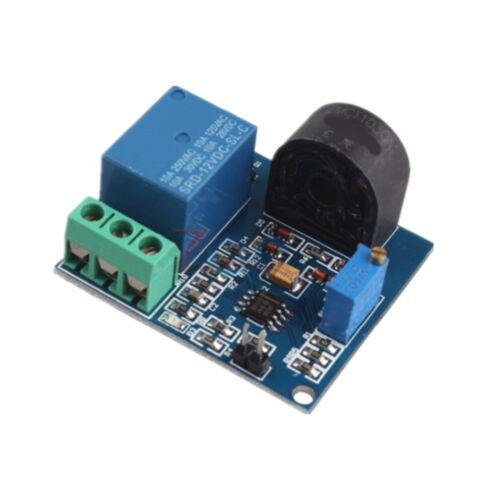 AC 5A 24V Over Current Protection Sensor Module Current Detection Sensor Relay