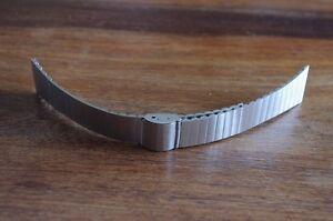 21mm  bis 18mm Edelstahl Uhrenarmband Deutsche Uhrenfabrik