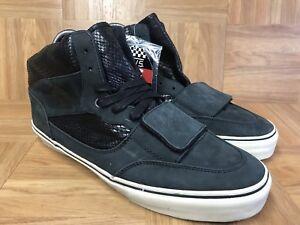 rare vans vault lx mountain mt edition mte snake black 11 5 men skateboarding ebay ebay