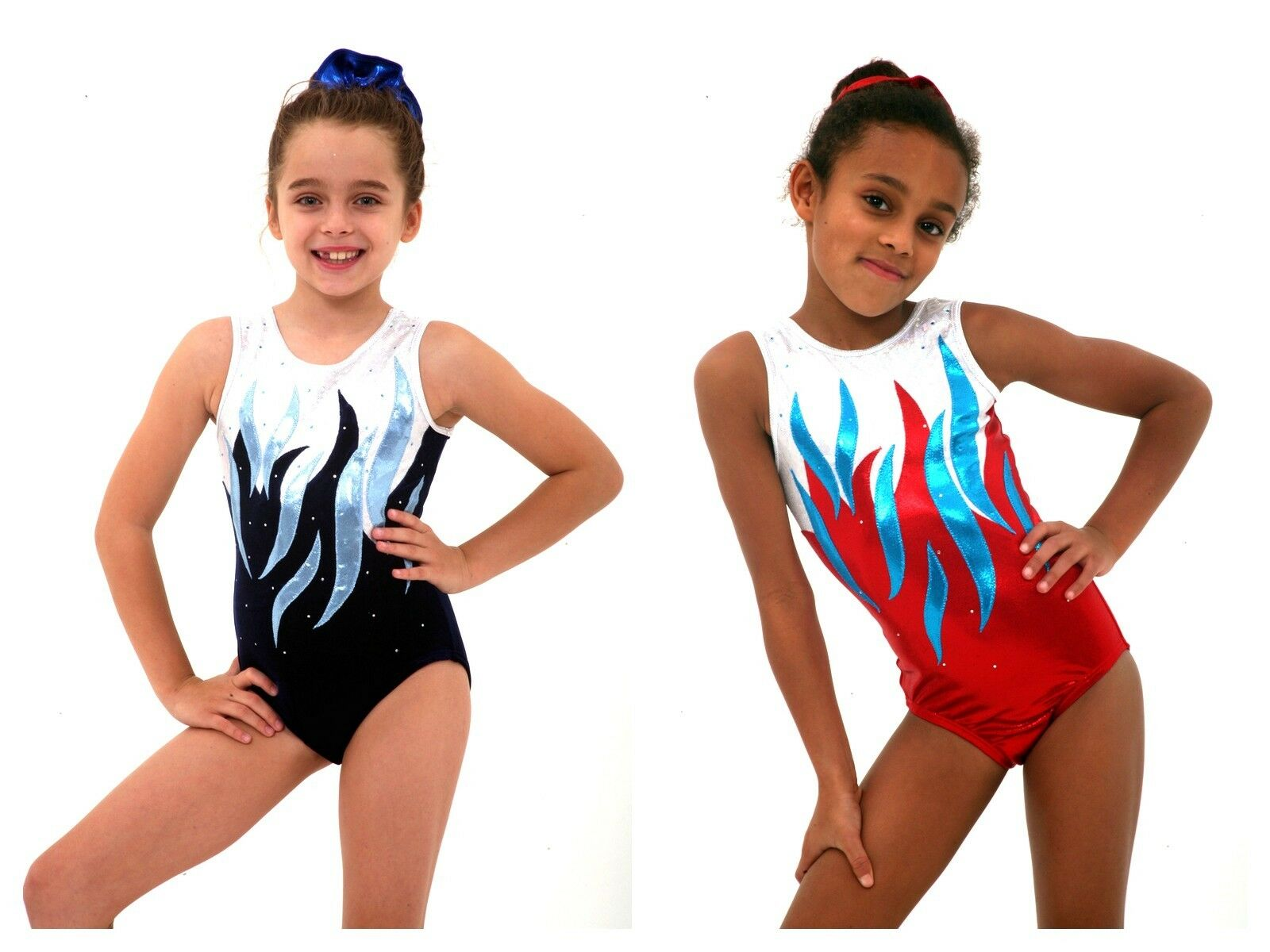 All Sizes Nevada Girls Gymnastics Leotard 26,28,30,32,34,36,38 Foil or Velour