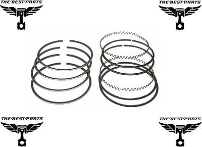 SMART CABRIO FORTWO ROADSTER 0.7 PETROL PISTON RINGS SET STD M160
