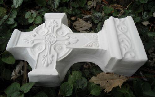 "Cross mold free standing plastic plaster concrete cast 100/'s 10/"" x 6/"" x 3/"""