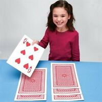 S and S Worldwide Super Jumbo Playing Cards Toys
