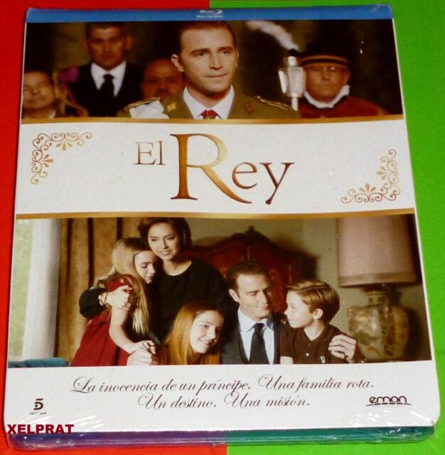 EL REY Miniserie TV - Miniserie completa, 3 episodios - Precintada