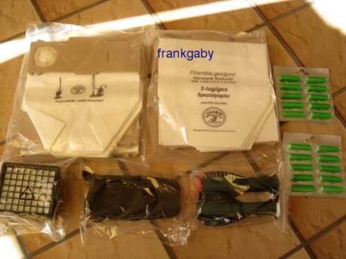 Sonderpreis 20 Staubsaugerbeutel geeignet für Vorwerk Kobold 130 131 Zubehör