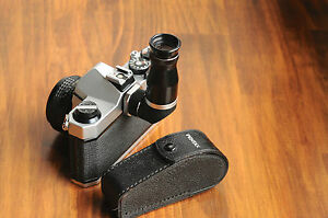 PENTAX-Asahi-Right-Angled-Viewfinder-attachment-w-Original-Pentax-Case