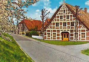 Im Alten Land ,Ansichtskarte, Rückseite beschriftet - Rostock, Deutschland - Im Alten Land ,Ansichtskarte, Rückseite beschriftet - Rostock, Deutschland