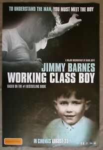 WORKING-CLASS-BOY-2018-Orig-Australian-movie-poster-Jimmy-Barnes-Cold-Chisel