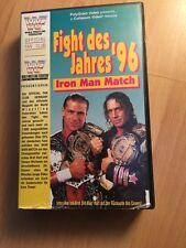 WWF Iron Man Match 1996 -Bret Hart vs Shawn Michaels - Wrestlemania XII - RAR