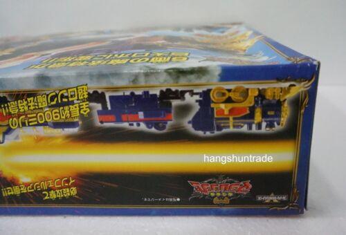 Bandai Magiranger Power Rangers Mystic Force Travelion Solar Streak Megazord