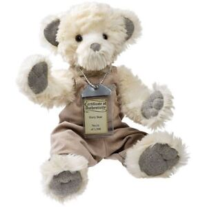 rrp £70 Silver Tag Bears Alice Special Offer Complete With Gift Bag