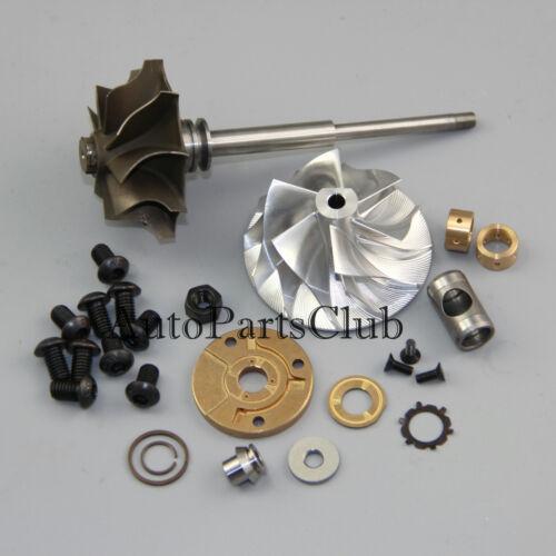 VF38 VF40 Turbo Rebuild Kit billet upgrade CNC wheel for Subaru Legacy Outback