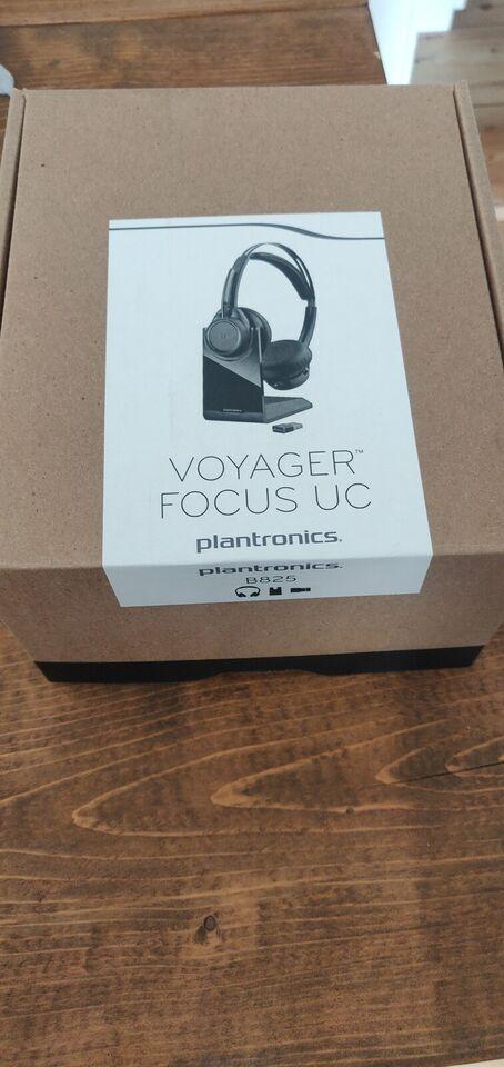Headset, Voyager Focus uc, Perfekt
