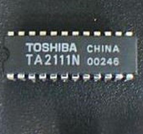 5PCS//20PCS TA2111NG DIP-24 3V AM//FM 1 CHIP TUNER integrated circuit BBC