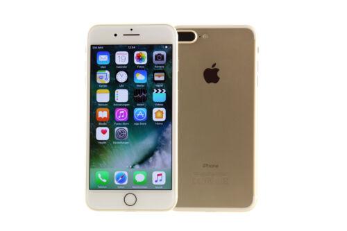1 von 1 - Apple iPhone 7 Plus 256GB Gold (Ohne Simlock) - Gebraucht - AKTION
