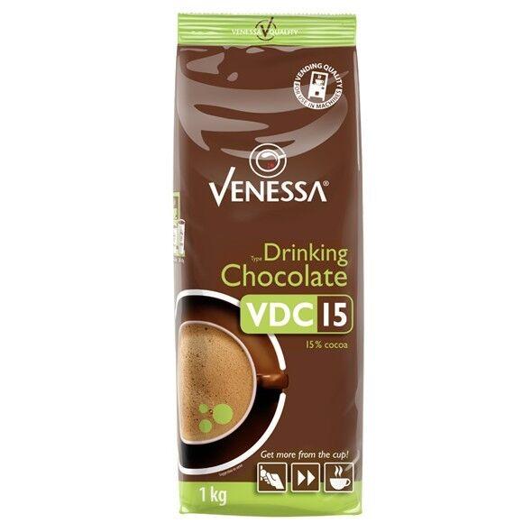 Venessa VDC 15 - Kakao Instant 10 x 1Kg Vending