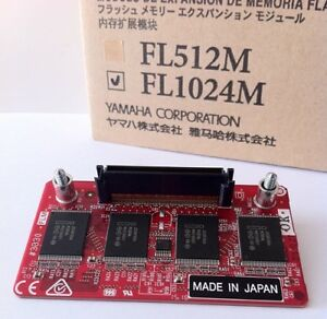 NEW-For-MOTIF-XF-YAMAHA-FL1024M-Flash-Memory-Expansion-Module-from-JAPAN