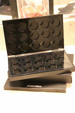 MAC Pro Palette Large Duo With TWO empty X15 EYESHADOW INSERTS brand new