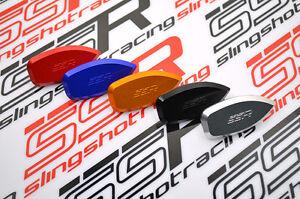 NEW-BMW-S1000RR-HP4-CNC-BILLET-ALUMINUM-MIRROR-ELIMINATOR-BLOCK-OFF-CAPS-PLATES