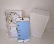 Apple iPhone 6 - 16GB - Silver White Smartphone UNLOCKED A1586 (C)