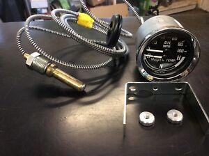 MG-MGB-Smiths-Dual-Gauge-COLD-NORMAL-HOT-Water-Oil-Pressure-Gauge-BHA4900