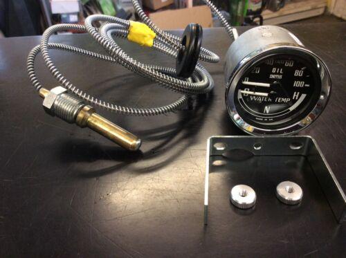 MG MGB Smiths DOPPIO scartamento normale Freddo Acqua Calda//manometro dell/'olio BHA4900