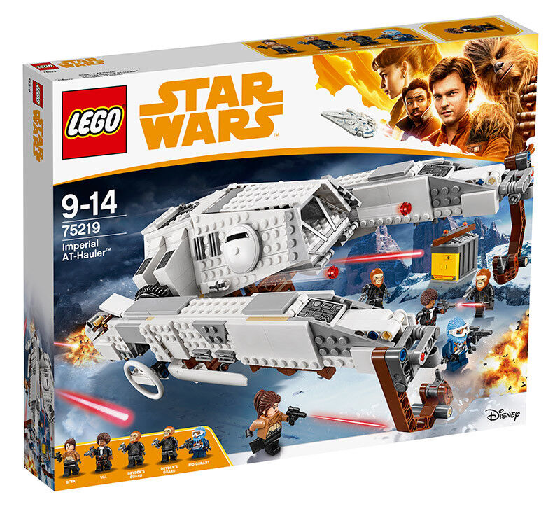 LEGO Star Wars AT-Hauler Imperiale 75219 LEGO