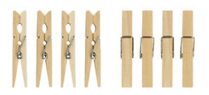 36-Wooden-Hardwood-Laundry-Clothes-Pegs-For-Garde-Indoors-Or-Art-Craft-Use