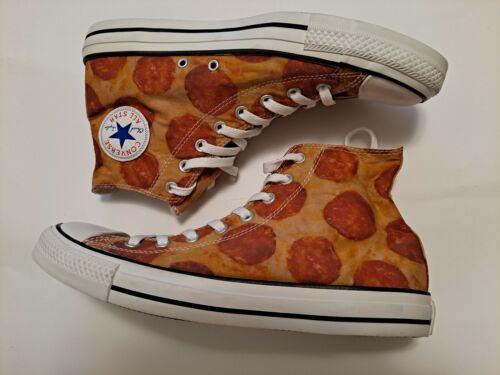 Converse All Star Chuck Taylor High Top Pepperoni