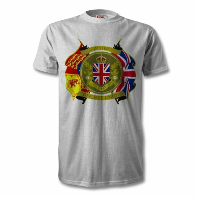 *NEW ULSTER COVENANT CLOTHING BRITISH ULSTER